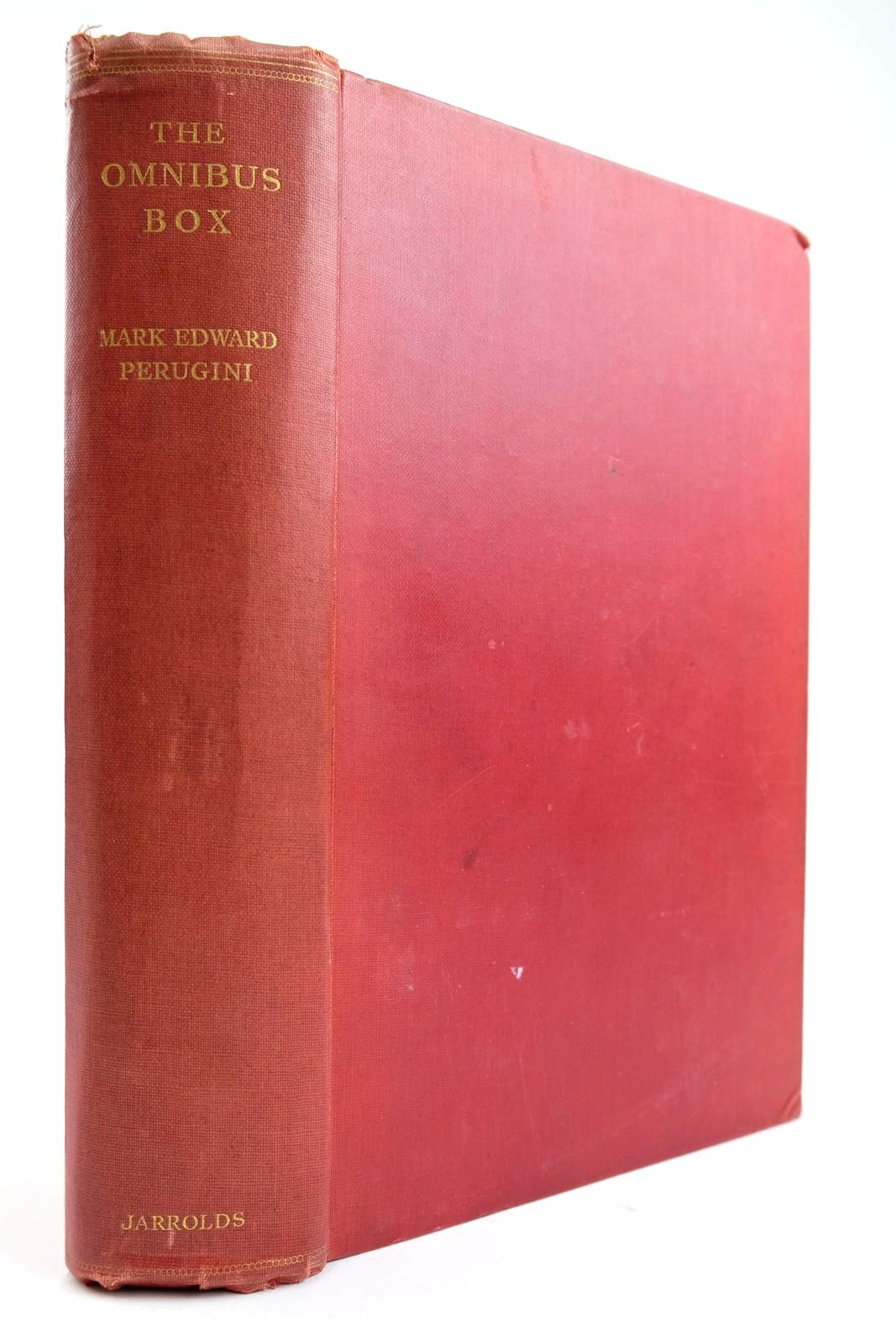 Photo of THE OMNIBUS BOX: BEING DIGRESSIONS AND ASIDES ON SOCIAL AND THEATRICAL LIFE IN LONDON AND PARIS, 1830-1850- Stock Number: 2134003
