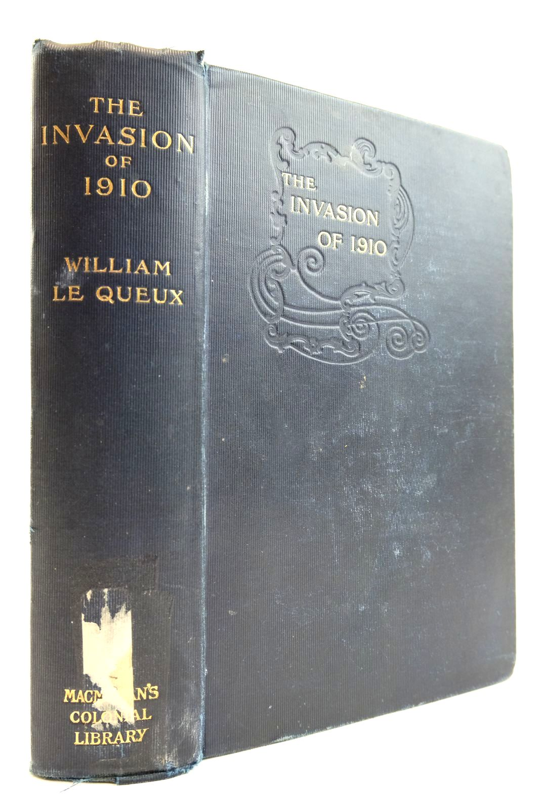 Photo of THE INVASION OF 1910 WITH A FULL ACCOUNT OF THE SIEGE OF LONDON- Stock Number: 2134006