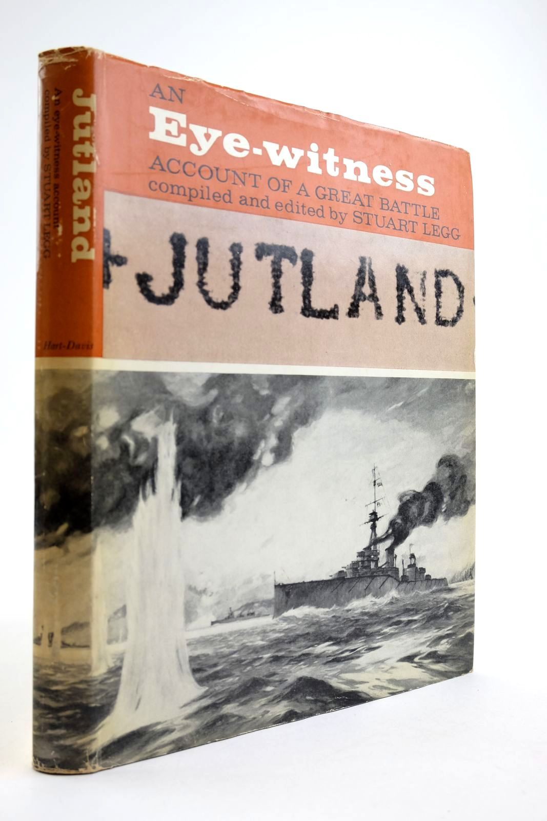 Photo of JUTLAND: AN EYE-WITNESS ACCOUNT OF A GREAT BATTLE written by Legg, Stuart published by Rupert Hart-Davis (STOCK CODE: 2134012)  for sale by Stella & Rose's Books