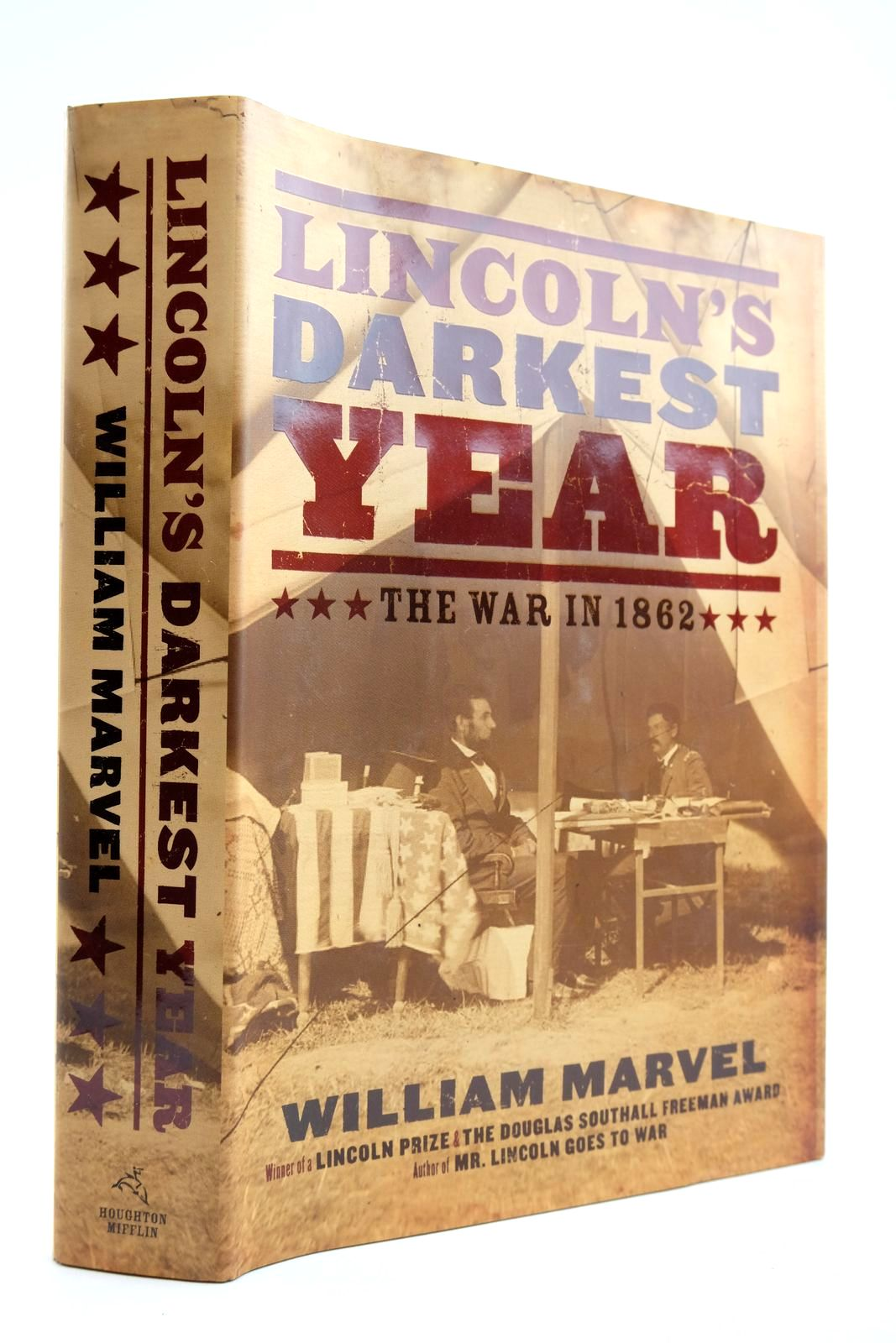 Photo of LINCOLN'S DARKEST YEAR: THE WAR IN 1862- Stock Number: 2134021