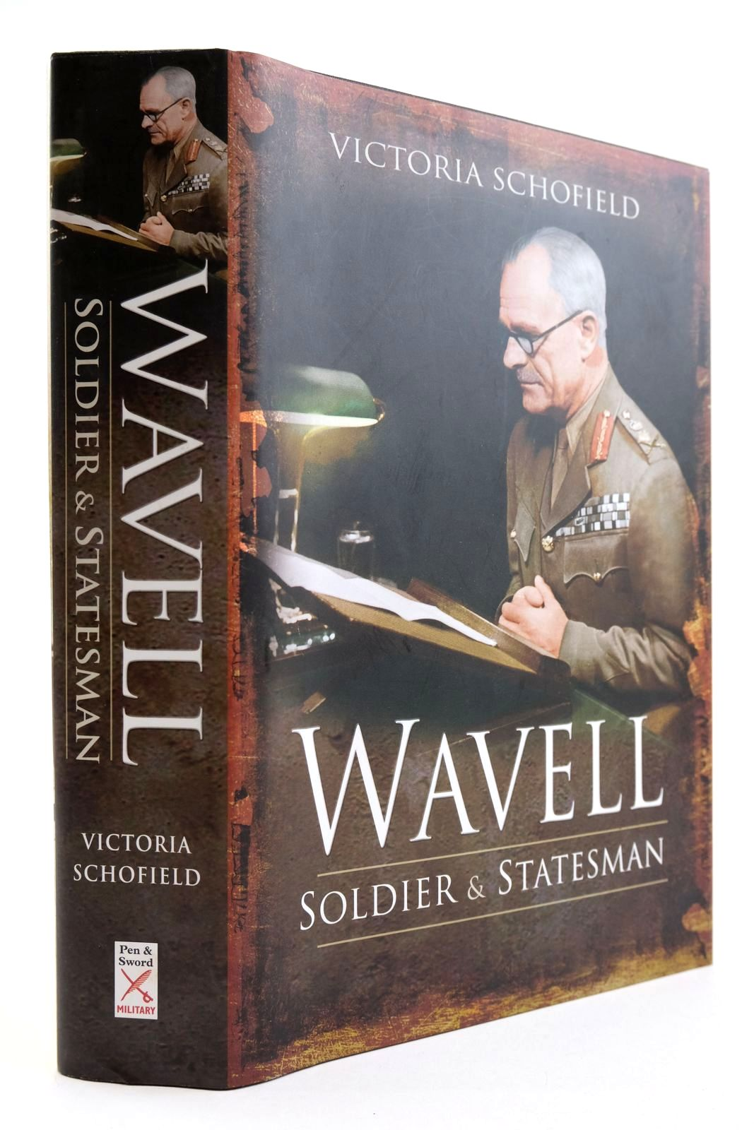 Photo of WAVELL: SOLDIER & STATESMAN- Stock Number: 2134023