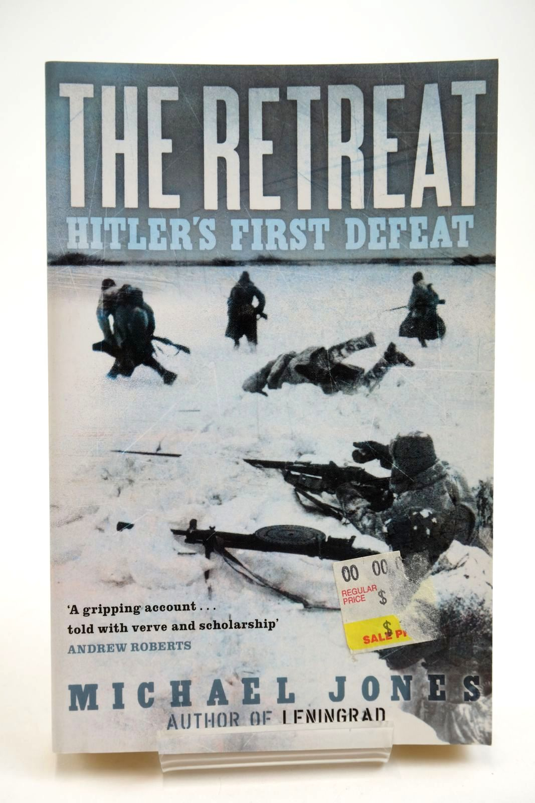 Photo of THE RETREAT: HITLER'S FIRST DEFEAT- Stock Number: 2134025