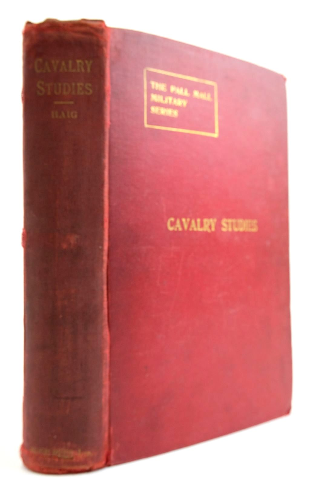 Photo of CAVALRY STUDIES: STRATEGICAL AND TACTICAL- Stock Number: 2134027