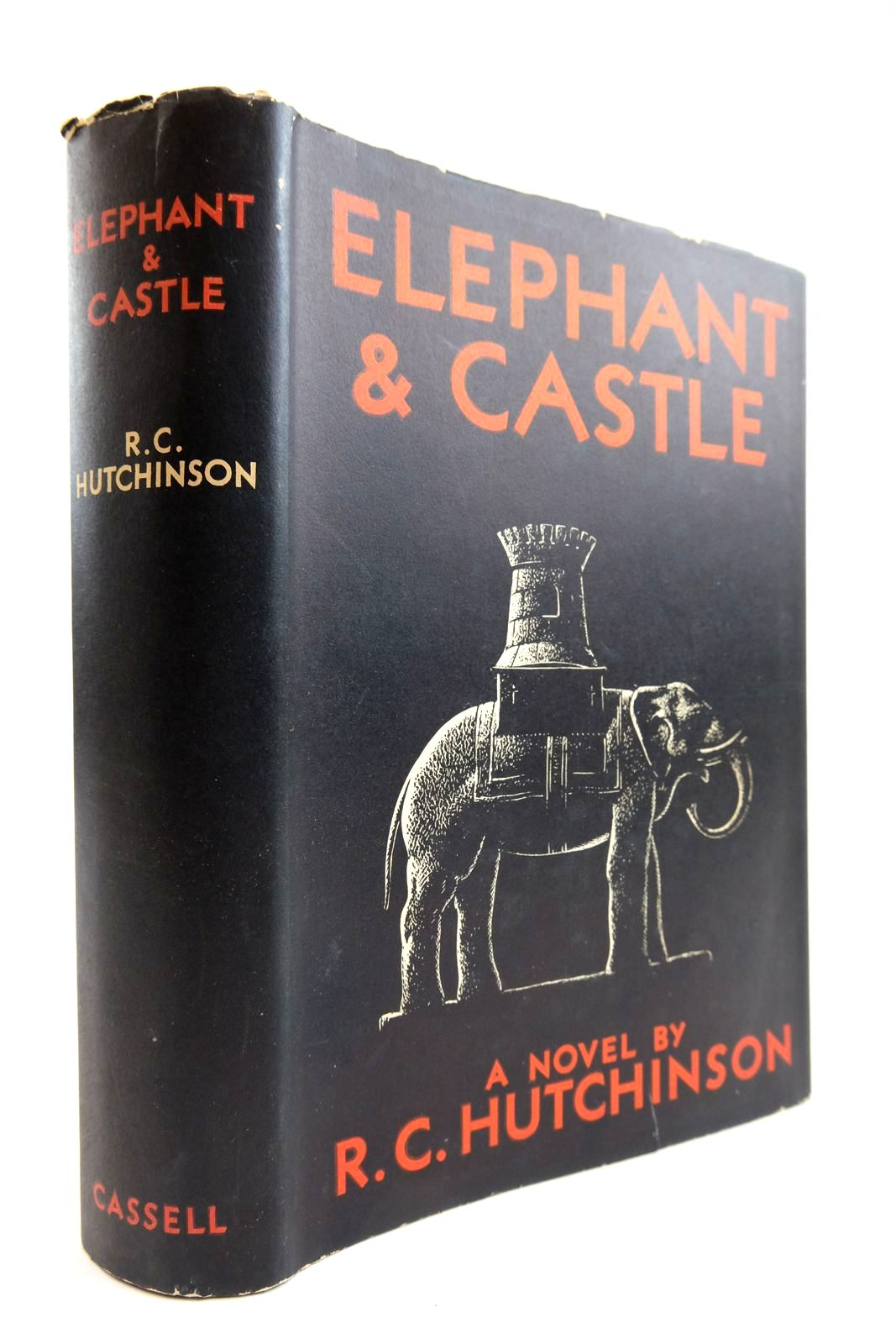 Photo of ELEPHANT AND CASTLE: A RECONSTRUCTION- Stock Number: 2134029