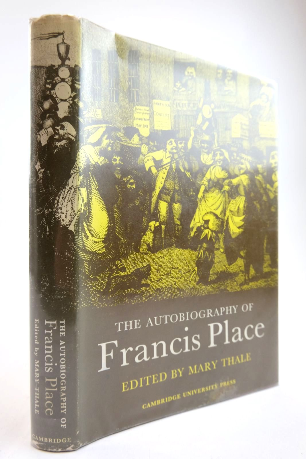 Photo of THE AUTOBIOGRAPHY OF FRANCIS PLACE (1771-1854) written by Thale, Mary published by Cambridge University Press (STOCK CODE: 2134031)  for sale by Stella & Rose's Books