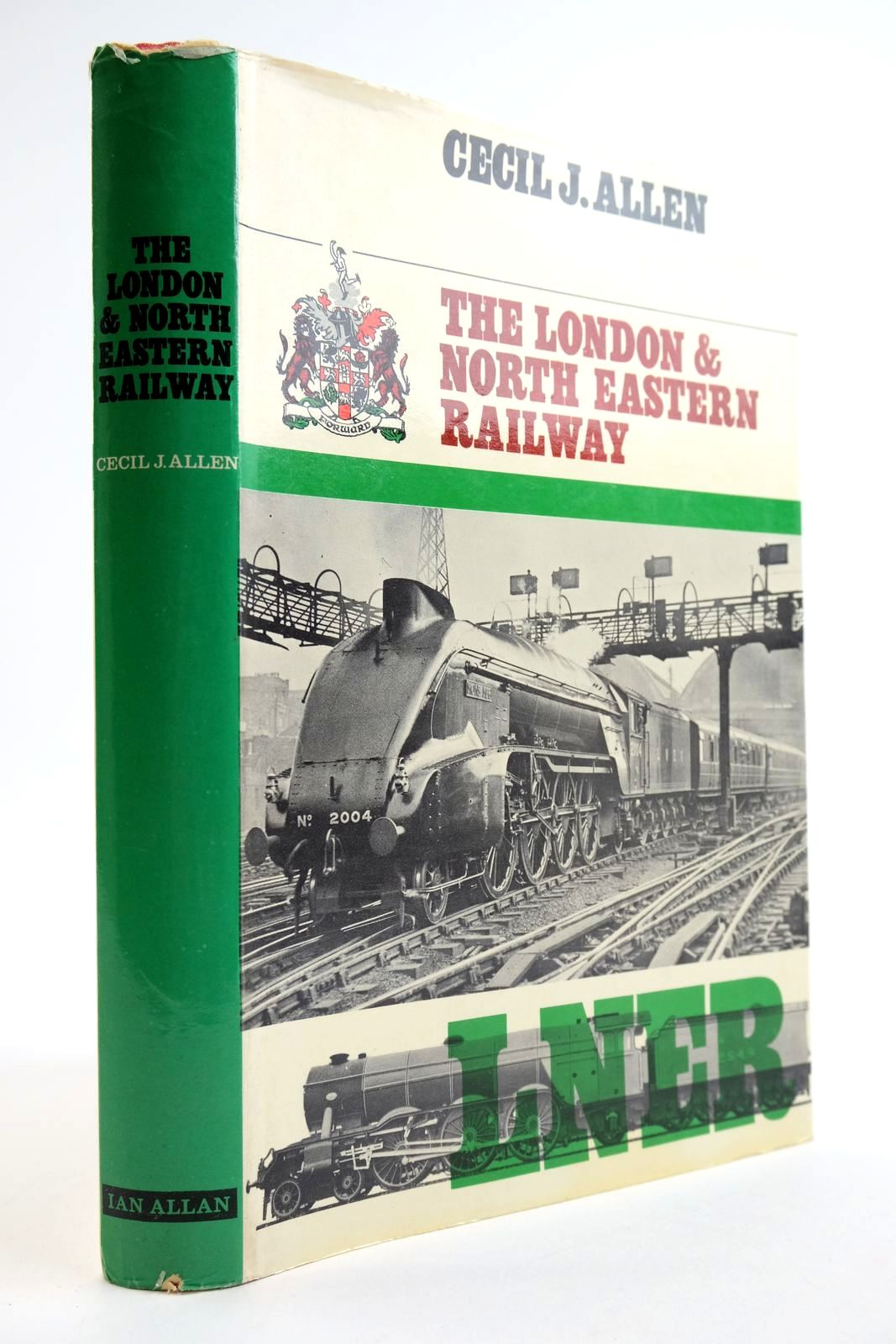 Photo of THE LONDON & NORTH EASTERN RAILWAY written by Allen, Cecil J. published by Ian Allan (STOCK CODE: 2134036)  for sale by Stella & Rose's Books