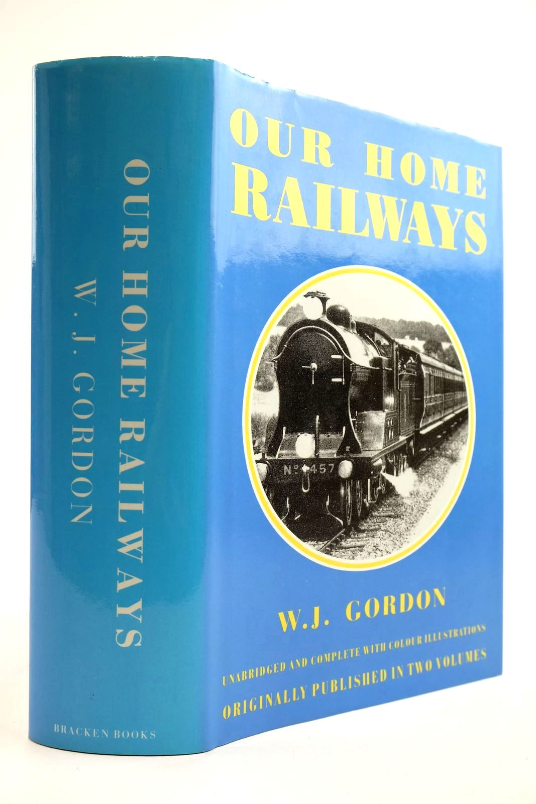 Photo of OUR HOME RAILWAYS: HOW THEY BEGAN AND HOW THEY ARE WORKED- Stock Number: 2134043