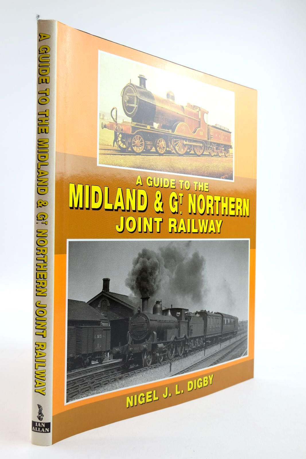 Photo of A GUIDE TO THE MIDLAND & GT. NORTHERN JOINT RAILWAY written by Digby, Nigel J.L. published by Ian Allan (STOCK CODE: 2134062)  for sale by Stella & Rose's Books