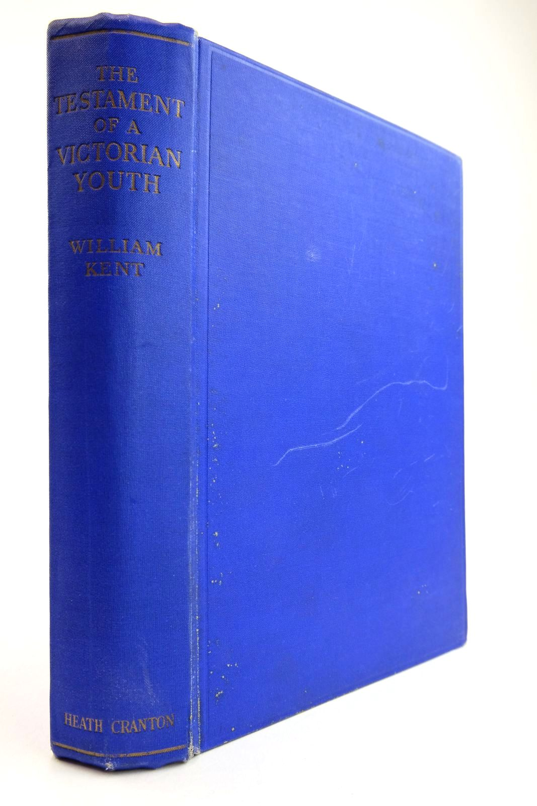 Photo of THE TESTAMENT OF A VICTORIAN YOUTH: AN AUTOBIOGRAPHY- Stock Number: 2134067