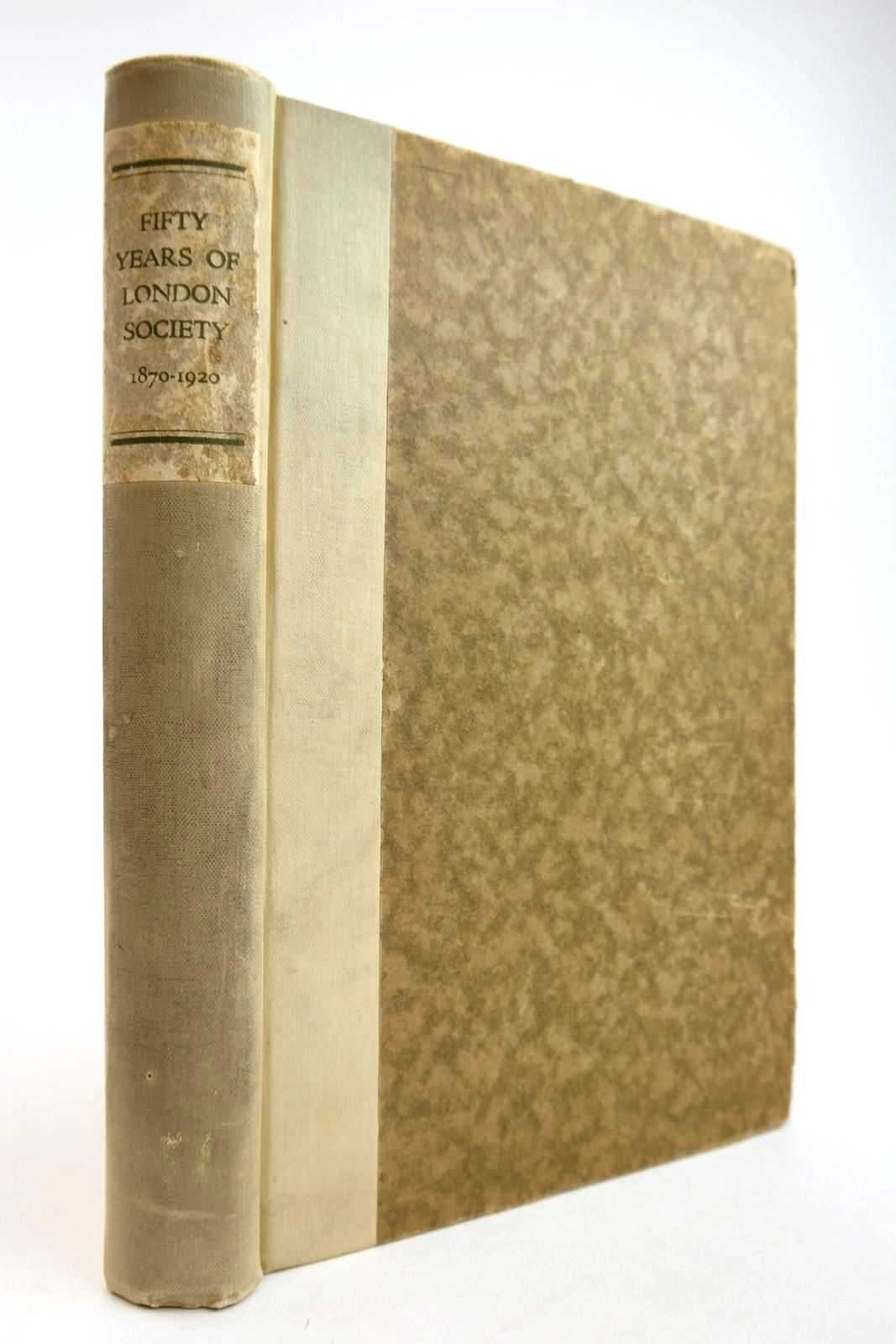 Photo of FIFTY YEARS OF LONDON SOCIETY 1870-1920 published by Brentano's (STOCK CODE: 2134068)  for sale by Stella & Rose's Books