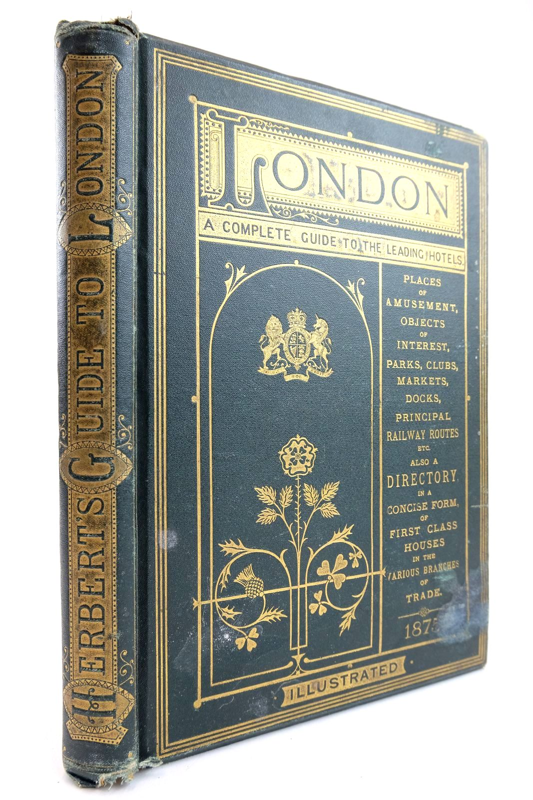 Photo of LONDON (ILLUSTRATED) A COMPLETE GUIDE- Stock Number: 2134070