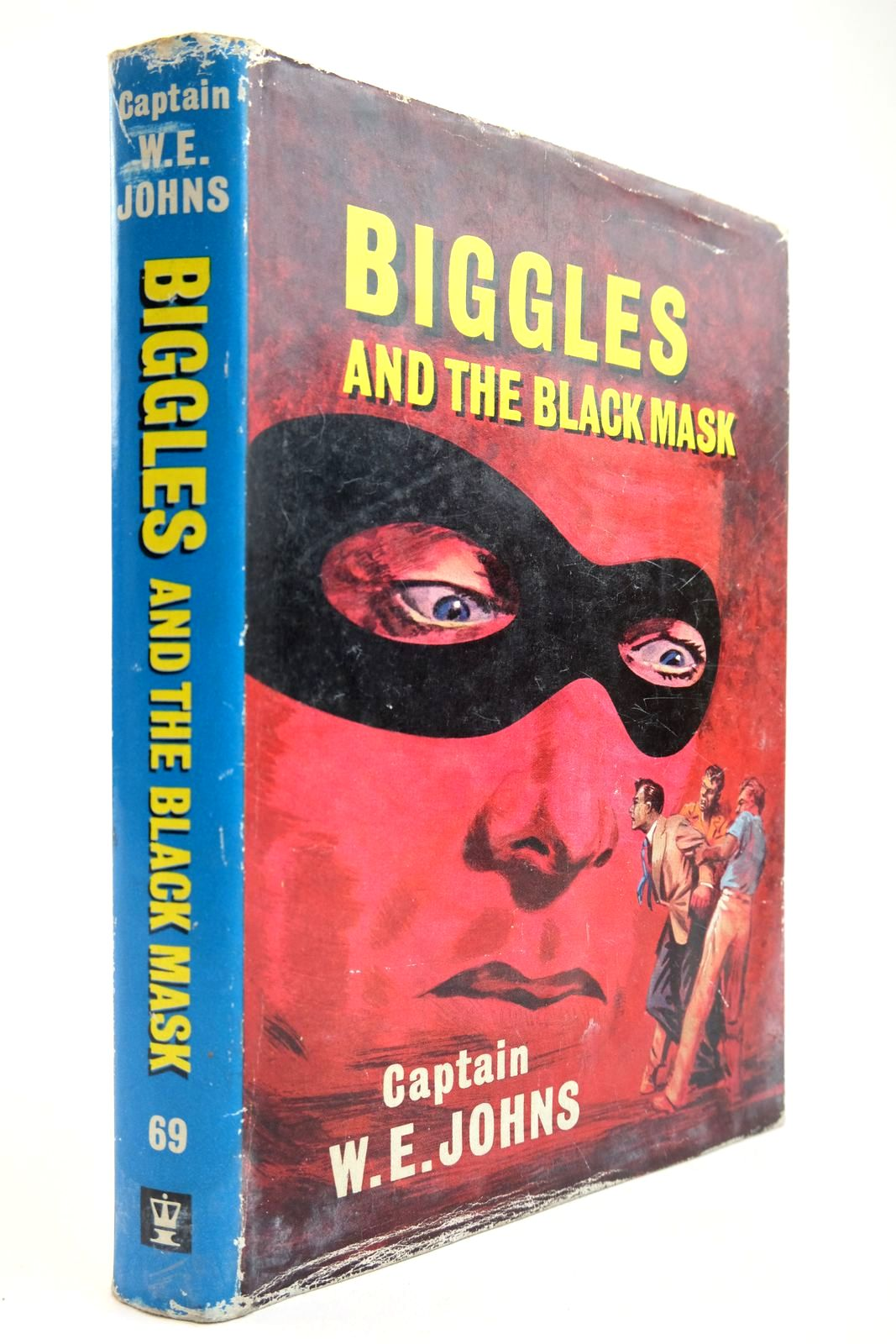 Photo of BIGGLES AND THE BLACK MASK- Stock Number: 2134086