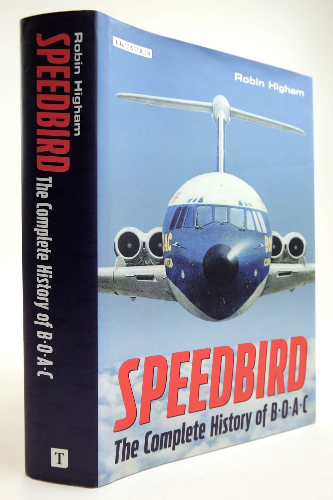 Photo of SPEEDBIRD: THE COMPLETE HISTORY OF B.O.A.C.- Stock Number: 2134094