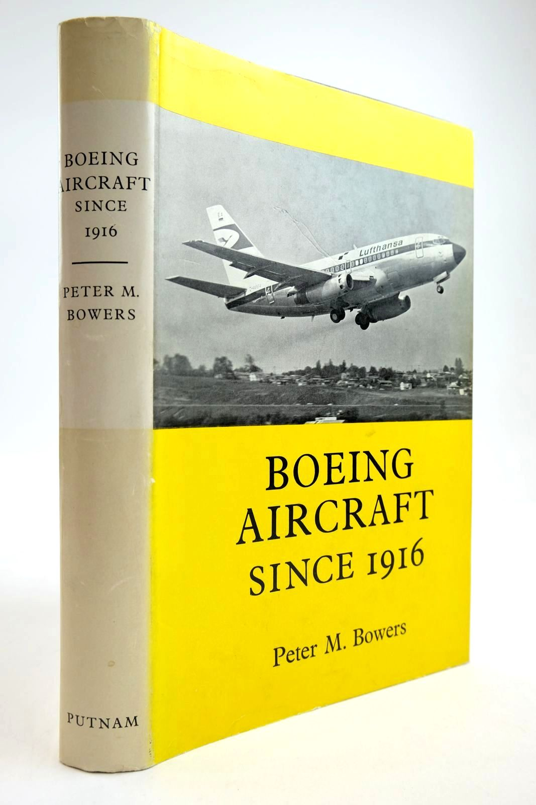 Photo of BOEING AIRCRAFT SINCE 1916 written by Bowers, Peter M. published by Putnam (STOCK CODE: 2134097)  for sale by Stella & Rose's Books
