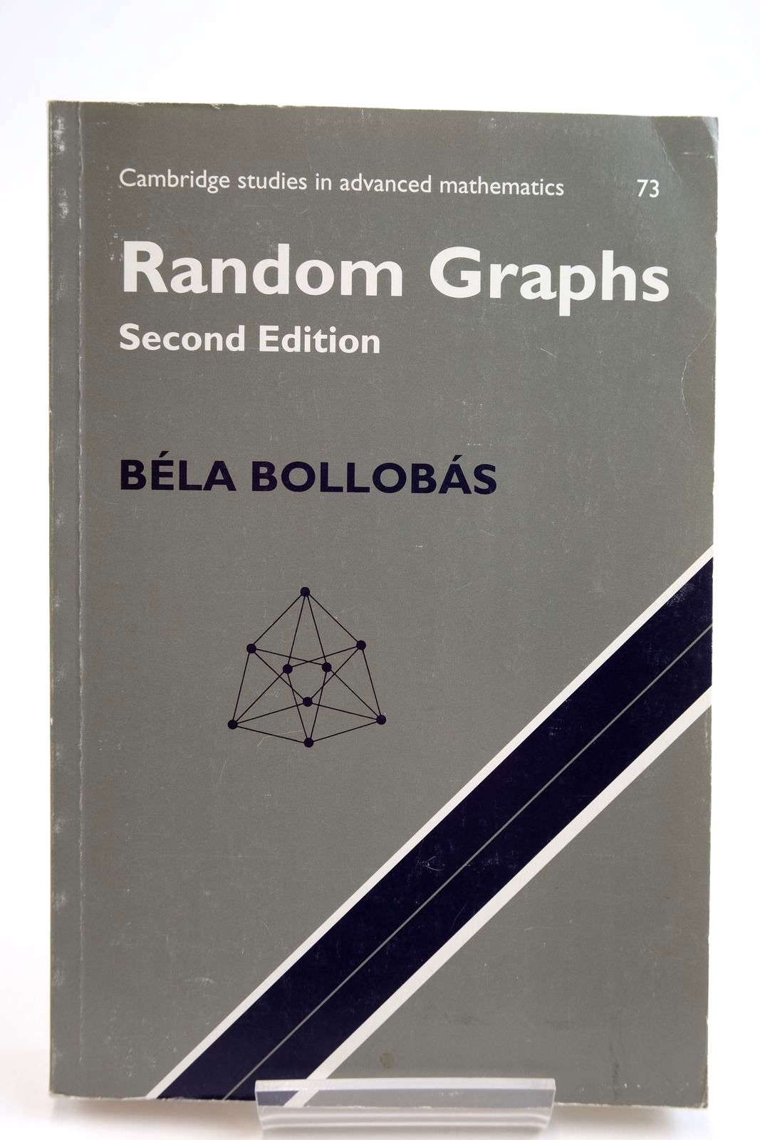 Photo of RANDOM GRAPHS written by Bollobas, Bela published by Press Syndicate Of The University Of Cambridge (STOCK CODE: 2134103)  for sale by Stella & Rose's Books