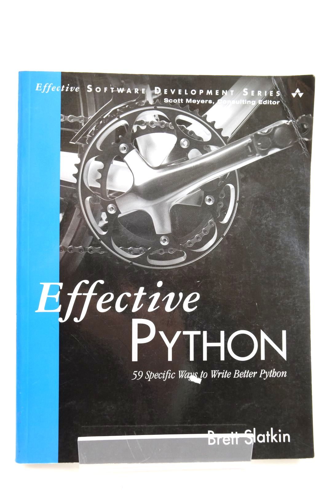 Photo of EFFECTIVE PYTHON: 59 SPECIFIC WAYS TO WRITE BETTER PYTHON- Stock Number: 2134105