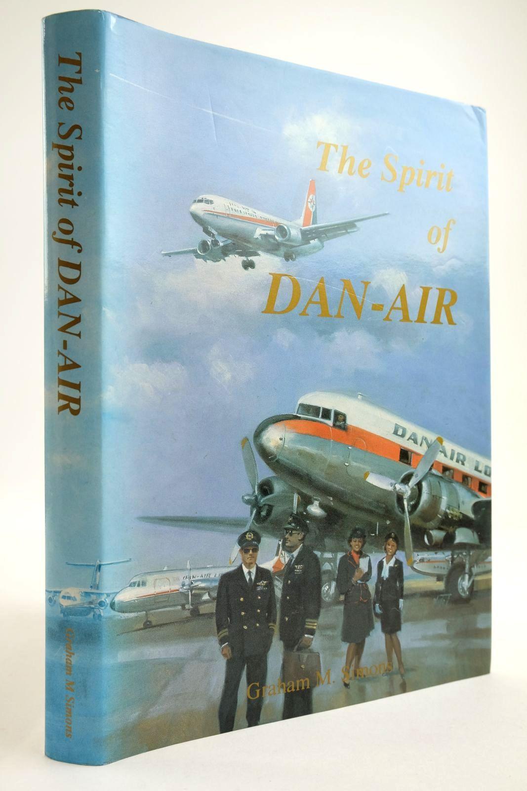 Photo of THE SPIRIT OF DAN-AIR- Stock Number: 2134112