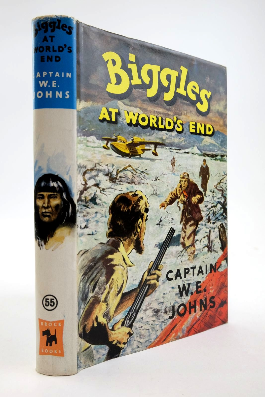 Photo of BIGGLES AT WORLD'S END- Stock Number: 2134113