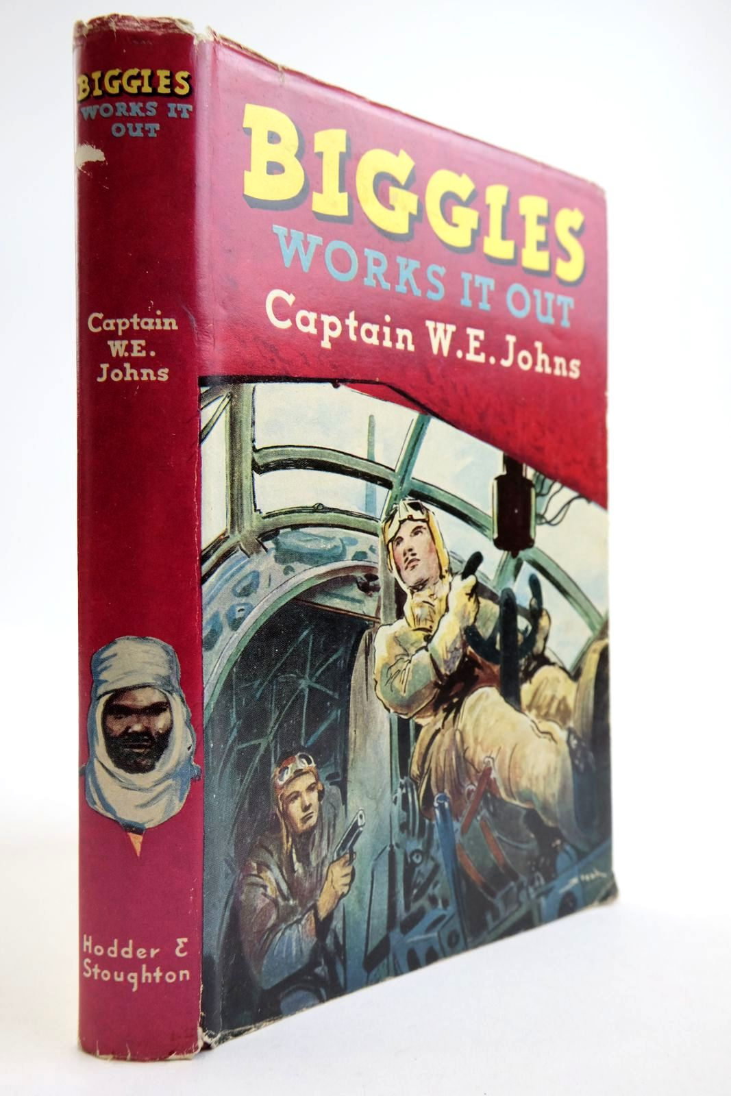Photo of BIGGLES WORKS IT OUT- Stock Number: 2134117