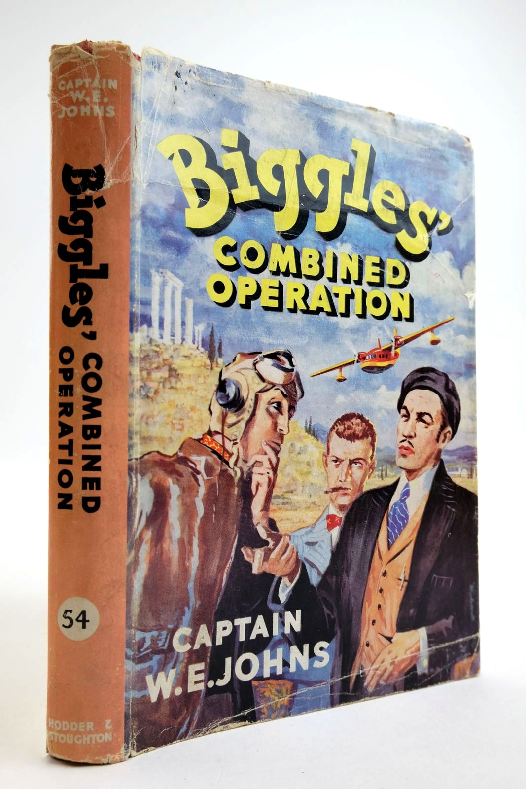 Photo of BIGGLES' COMBINED OPERATION- Stock Number: 2134118