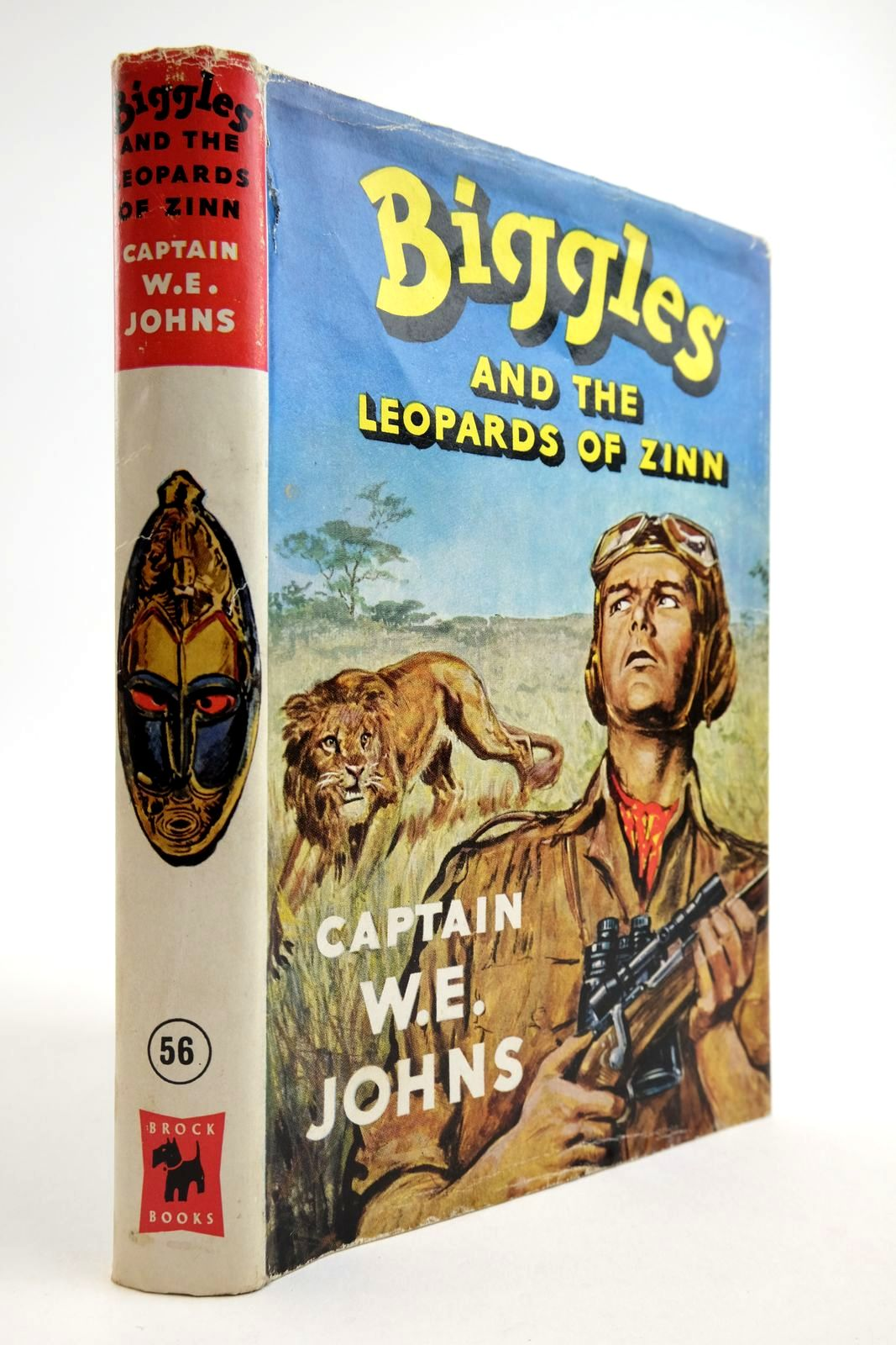 Photo of BIGGLES AND THE LEOPARDS OF ZINN- Stock Number: 2134120