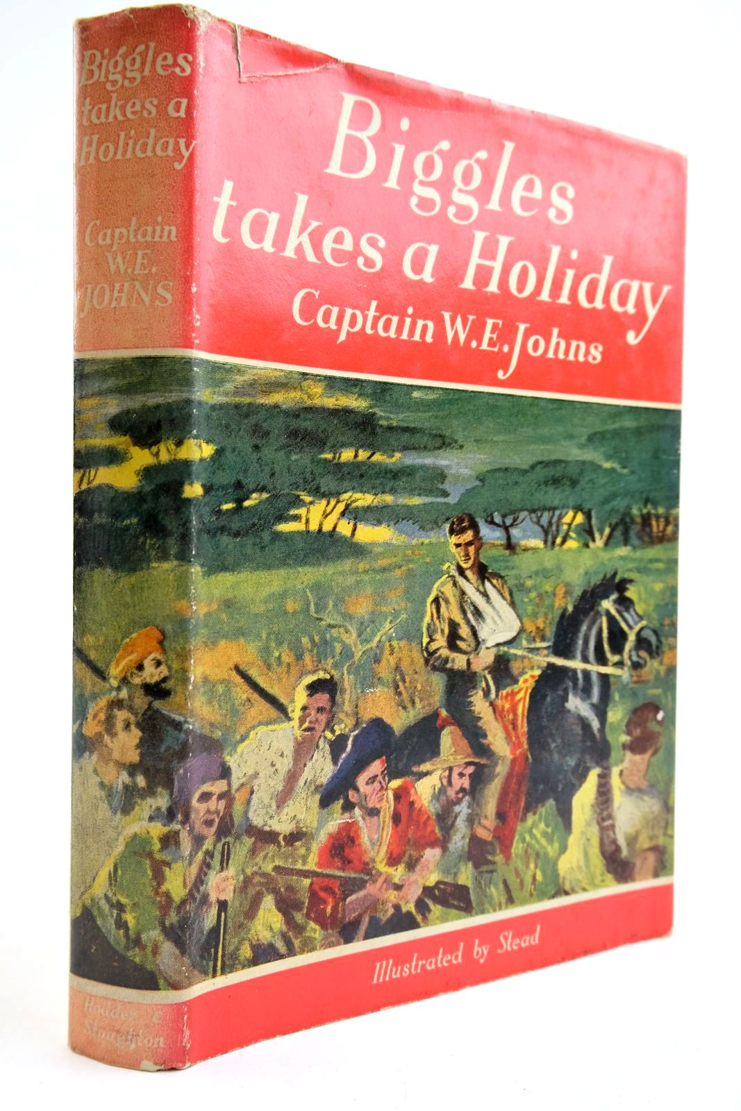 Photo of BIGGLES TAKES A HOLIDAY- Stock Number: 2134123