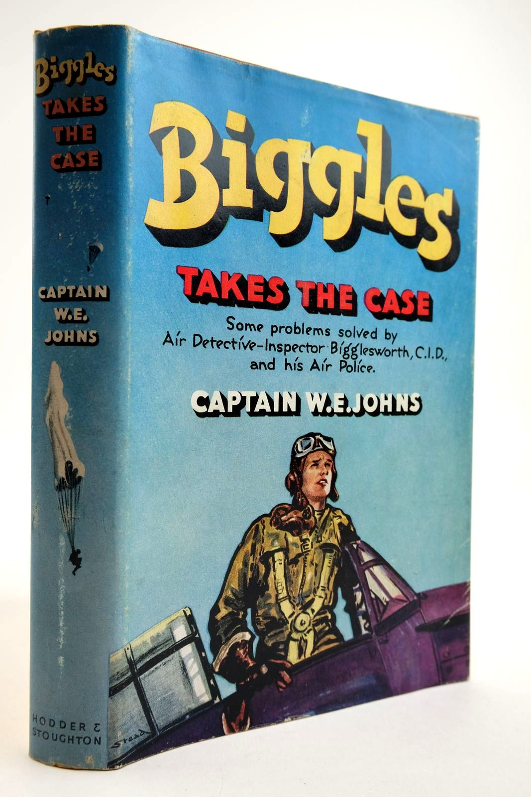Photo of BIGGLES TAKES THE CASE- Stock Number: 2134124