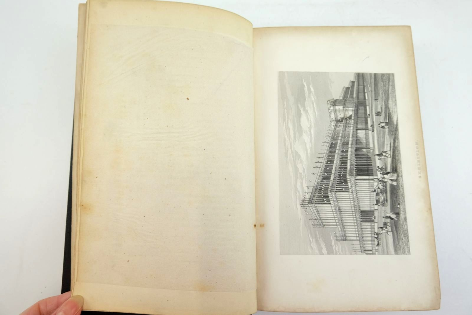 Photo of HOLMES'S GREAT METROPOLIS: OR VIEWS AND HISTORY OF LONDON IN THE NINETEENTH CENTURY written by Fearnside, W.G. Harrel, Thomas published by Thomas Holmes (STOCK CODE: 2134131)  for sale by Stella & Rose's Books