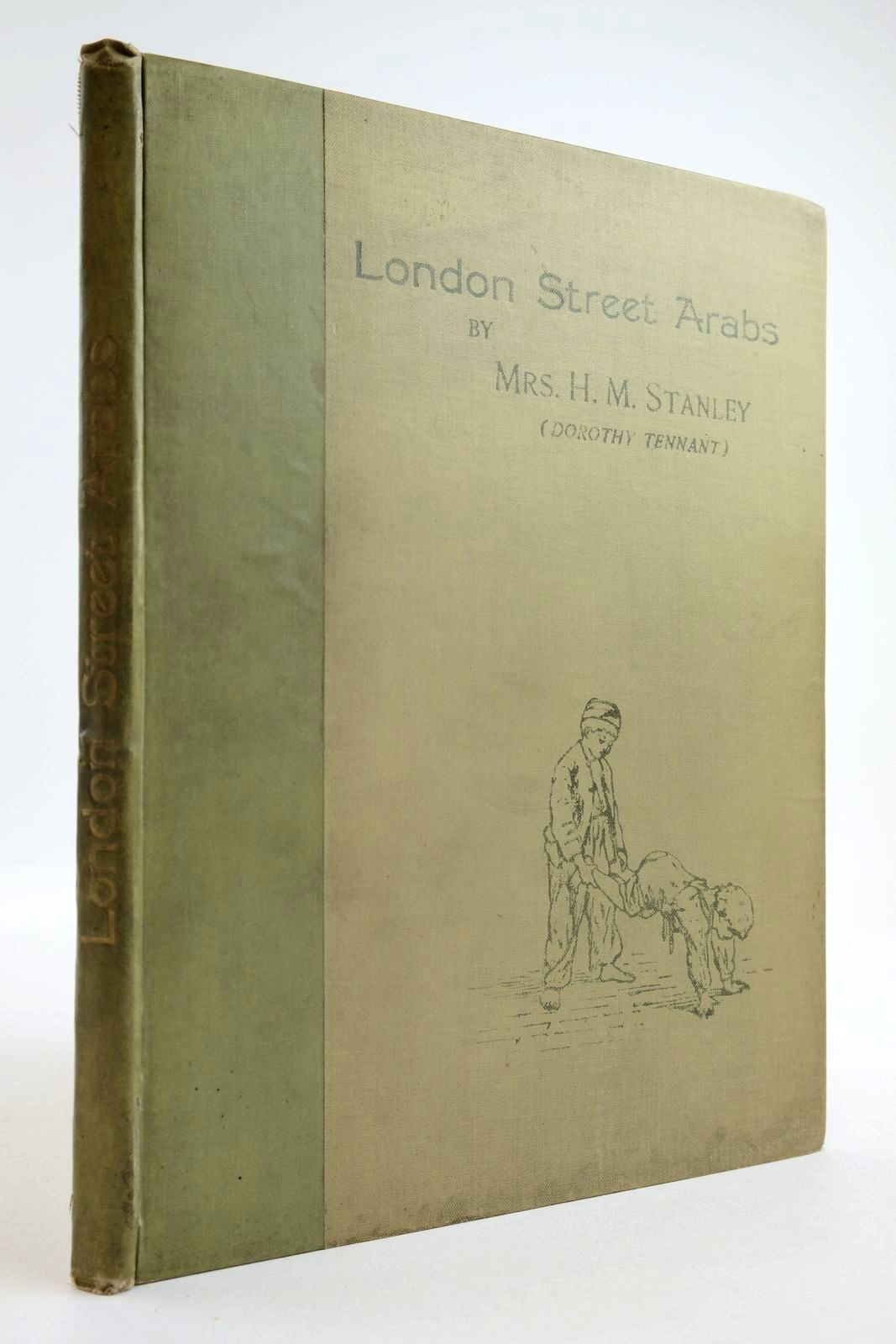 Photo of LONDON STREET ARABS written by Stanley, Mrs. H.M. illustrated by Tennant, Dorothy published by Cassell & Co. Ltd. (STOCK CODE: 2134151)  for sale by Stella & Rose's Books