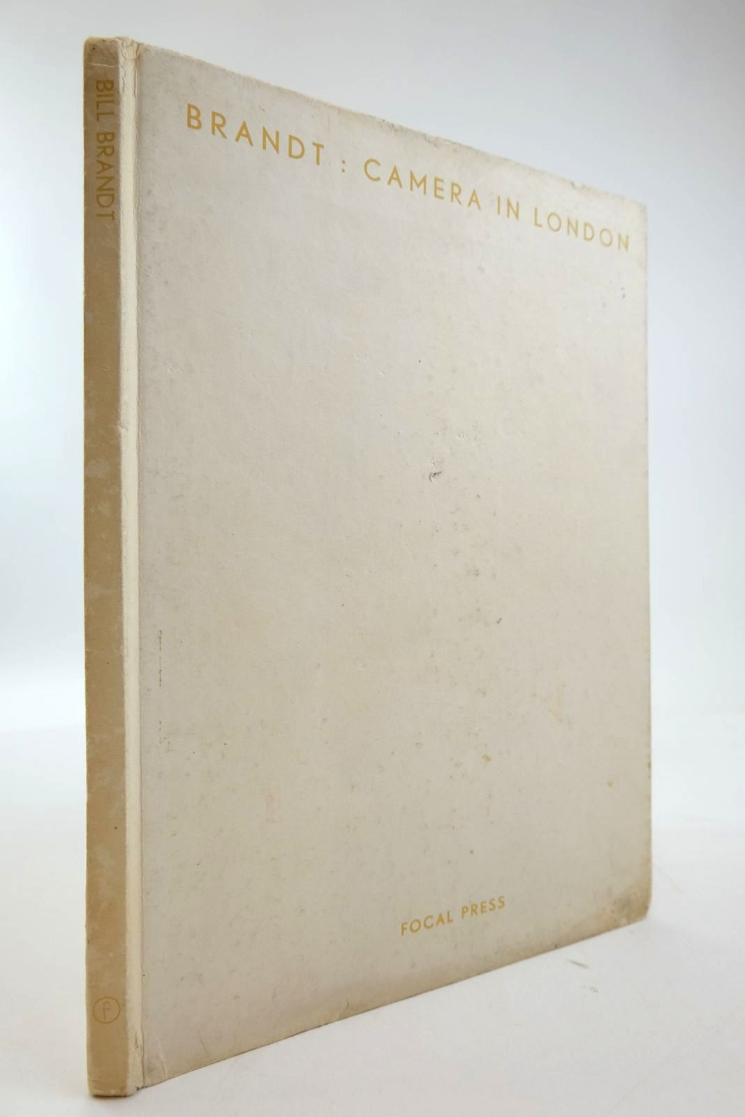 Photo of CAMERA IN LONDON written by Brandt, Bill published by Focal Press (STOCK CODE: 2134156)  for sale by Stella & Rose's Books