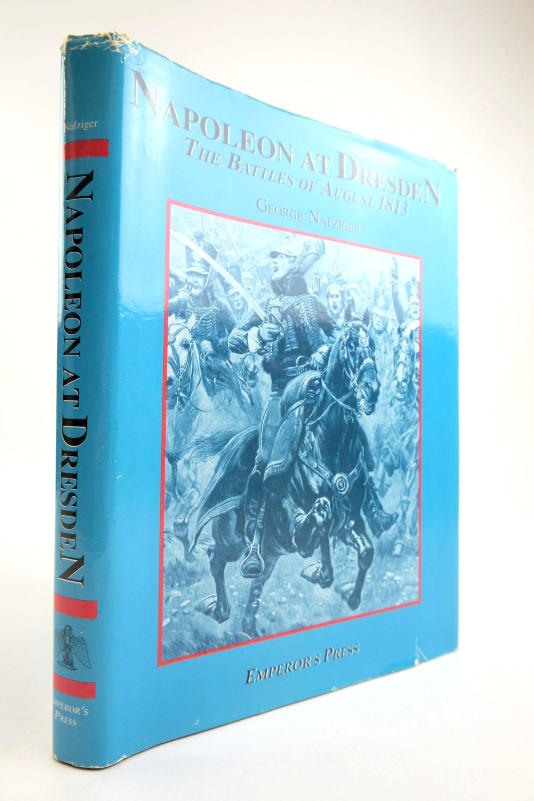 Photo of NAPOLEON'S DRESEDEN CAMPAIGN: THE BATTLES OF AUGUST 1813- Stock Number: 2134159