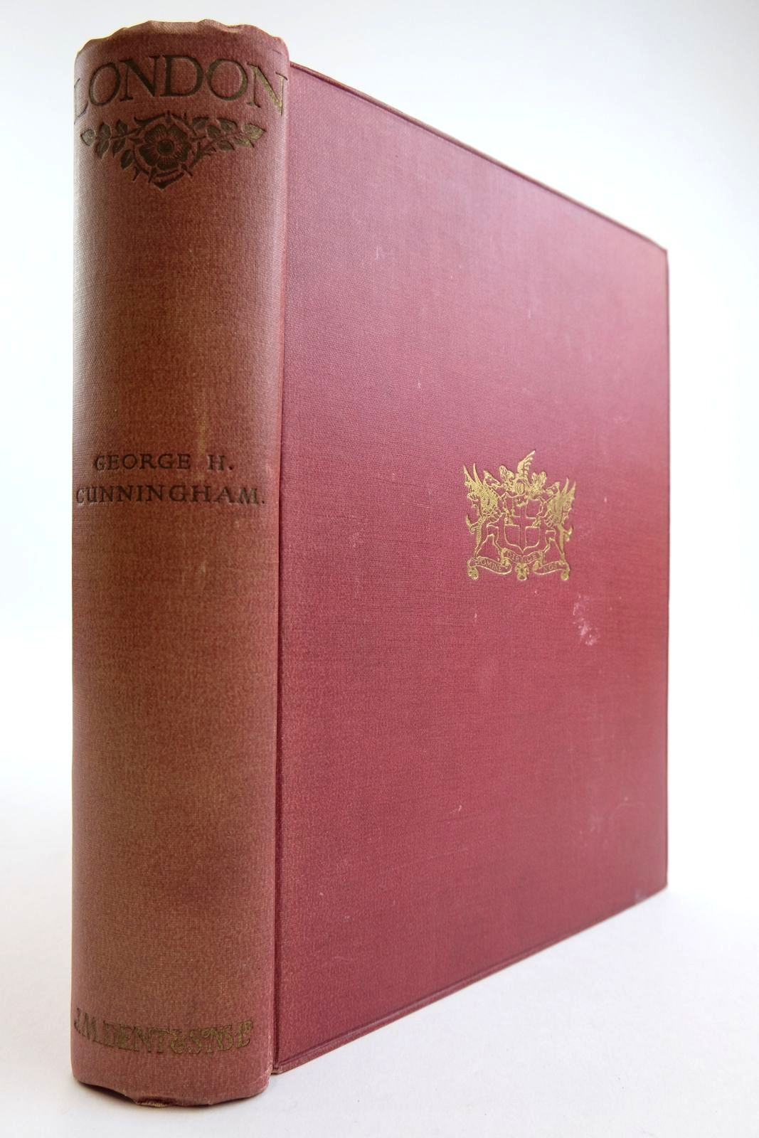 Photo of LONDON written by Cunningham, George H. published by J.M. Dent & Sons Ltd. (STOCK CODE: 2134161)  for sale by Stella & Rose's Books
