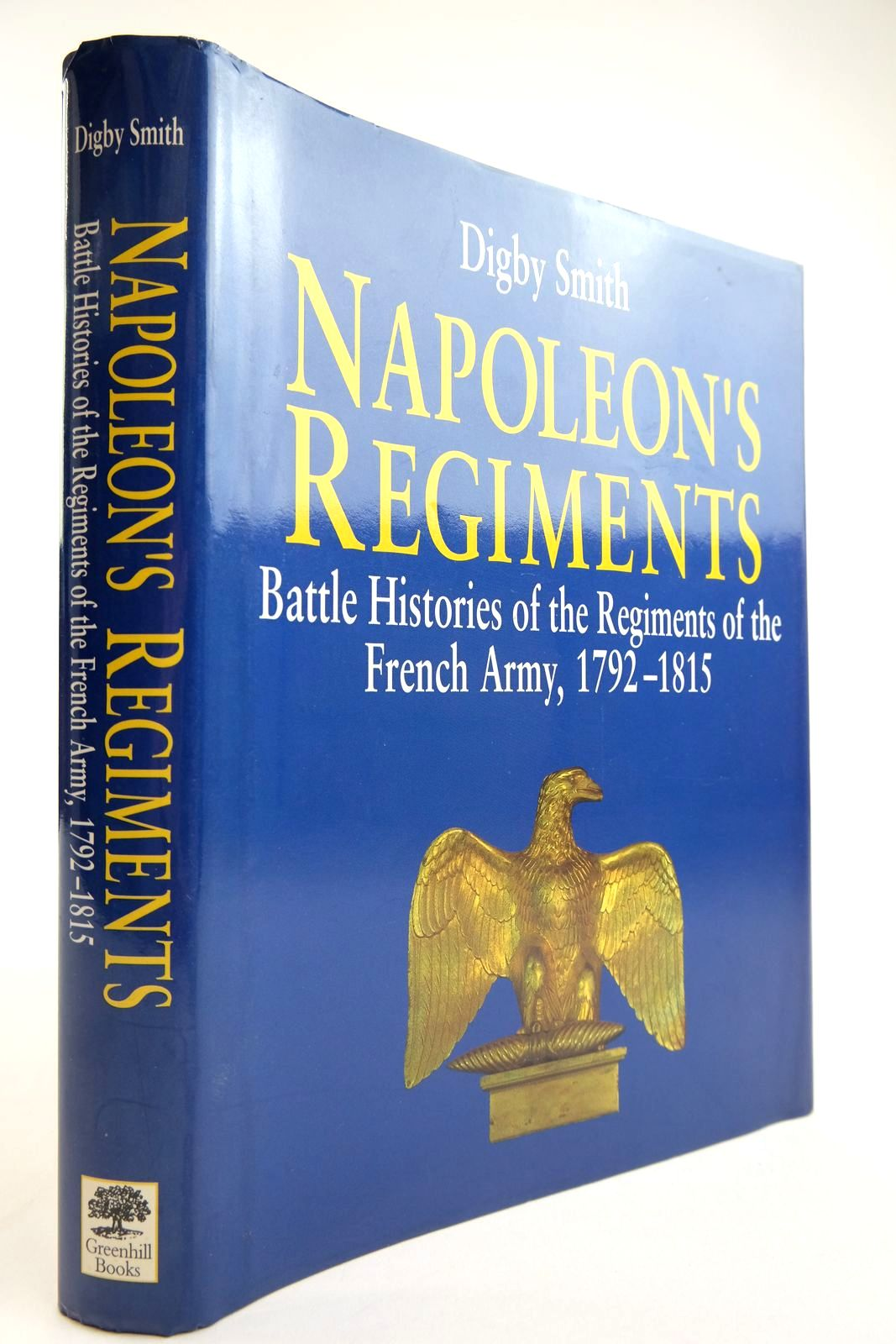 Photo of NAPOLEON'S REGIMENTS written by Smith, Digby published by Greenhill Books (STOCK CODE: 2134163)  for sale by Stella & Rose's Books