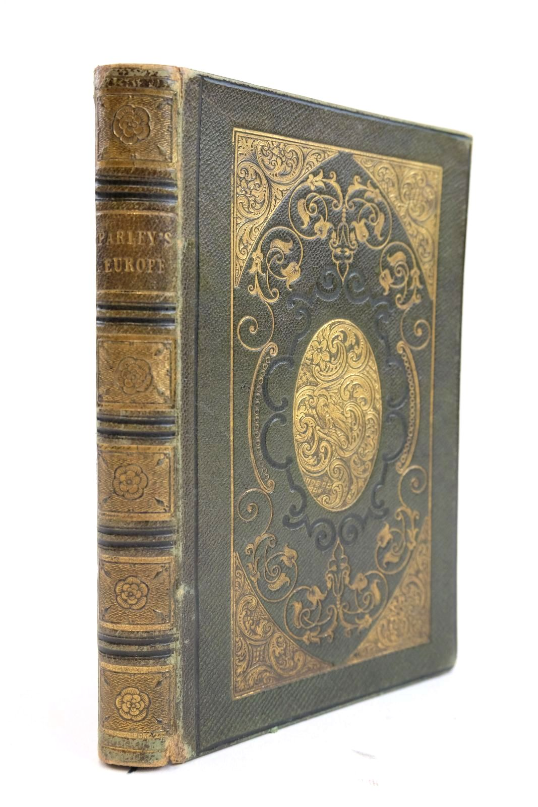Photo of TALES ABOUT EUROPE written by Parley, Peter Wilson, T. published by Darton And Clark (STOCK CODE: 2134183)  for sale by Stella & Rose's Books