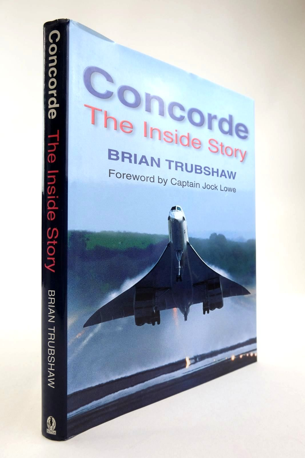 Photo of CONCORDE THE INSIDE STORY- Stock Number: 2134225