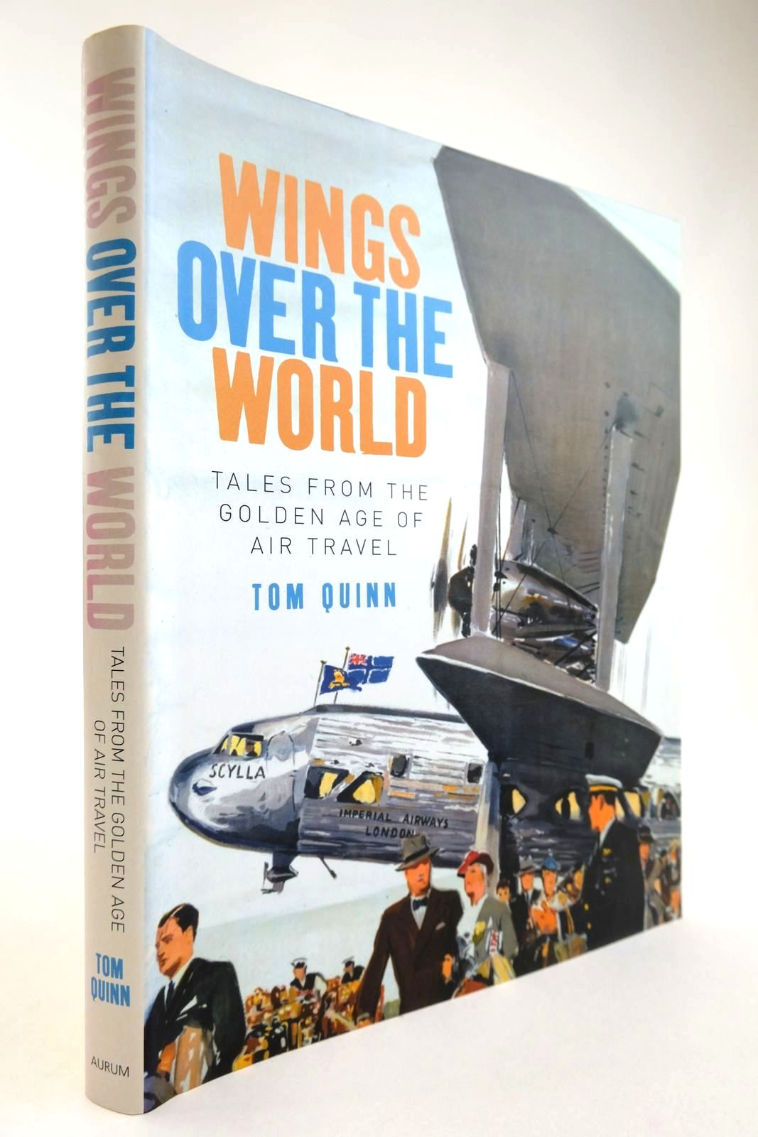 Photo of WINGS OVER THE WORLD: THE GOLDEN AGE OF TRAVEL- Stock Number: 2134226