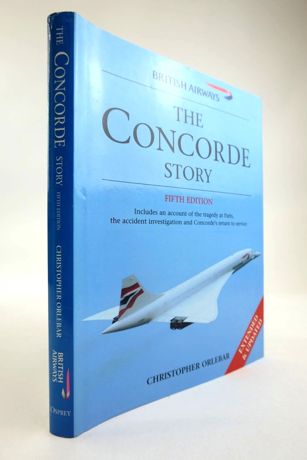 Photo of THE CONCORDE STORY- Stock Number: 2134227