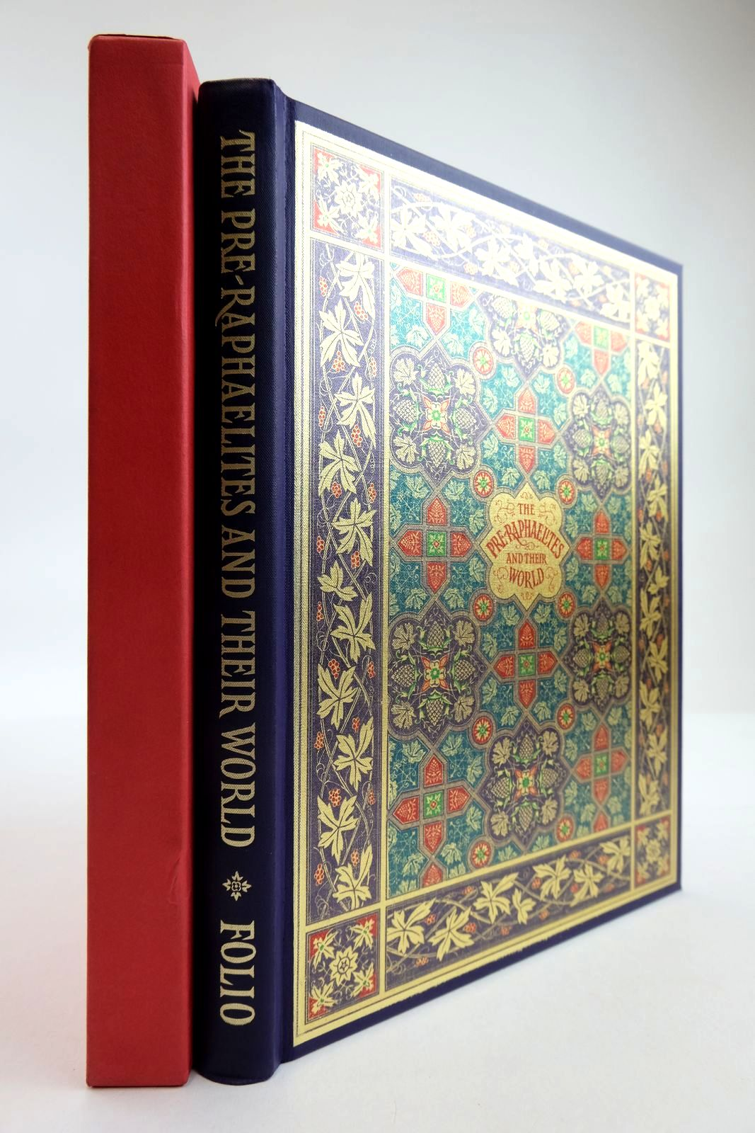 Photo of THE PRE-RAPHAELITES & THEIR WORLD written by Rossetti, William Michael Thirlwell, Angela published by Folio Society (STOCK CODE: 2134247)  for sale by Stella & Rose's Books
