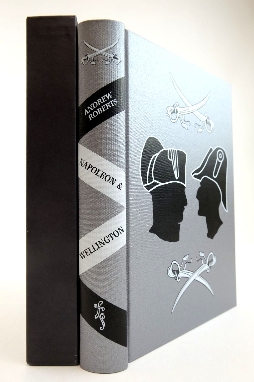 Photo of NAPOLEON & WELLINGTON written by Roberts, Andrew