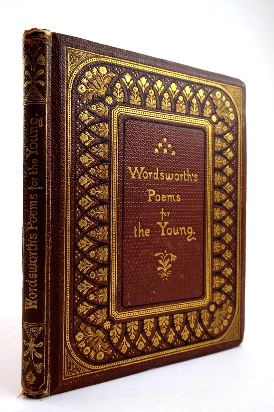 Photo of WORDSWORTH'S POEMS FOR THE YOUNG written by Wordsworth, William illustrated by MacWhirter, John Pettie, John Millais, J.E. published by Alexander Strahan & Co. (STOCK CODE: 2134264)  for sale by Stella & Rose's Books