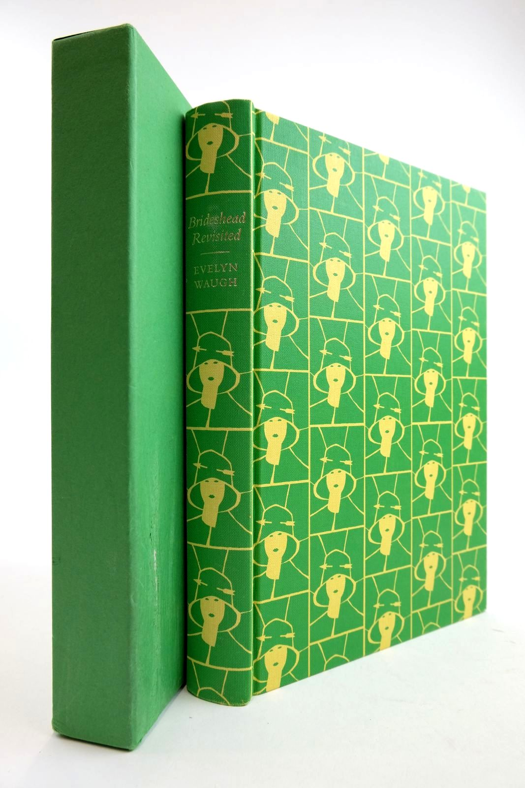 Photo of BRIDESHEAD REVISITED written by Waugh, Evelyn illustrated by Rosoman, Leonard published by Folio Society (STOCK CODE: 2134270)  for sale by Stella & Rose's Books
