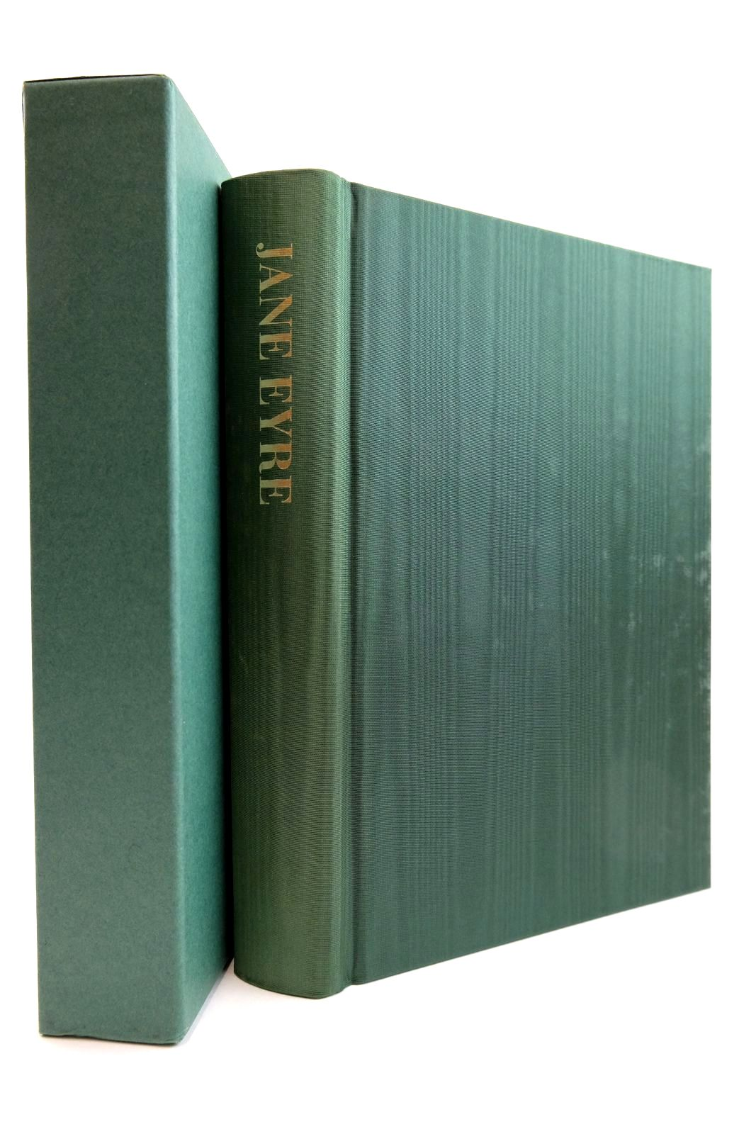 Photo of JANE EYRE written by Bronte, Charlotte illustrated by Brett, Simon published by Folio Society (STOCK CODE: 2134273)  for sale by Stella & Rose's Books