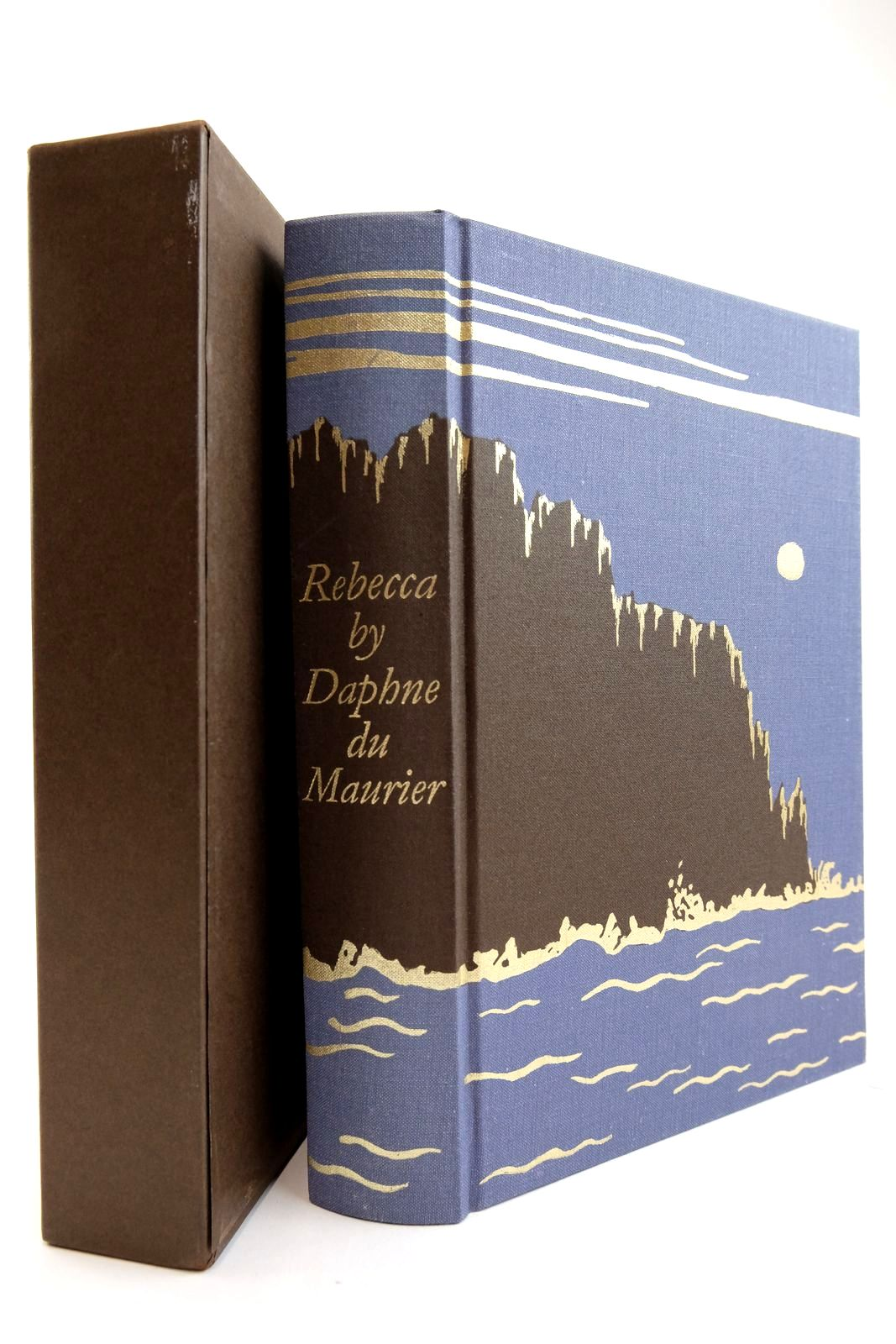 Photo of REBECCA written by Du Maurier, Daphne illustrated by Clark, Emma Chichester published by Folio Society (STOCK CODE: 2134275)  for sale by Stella & Rose's Books