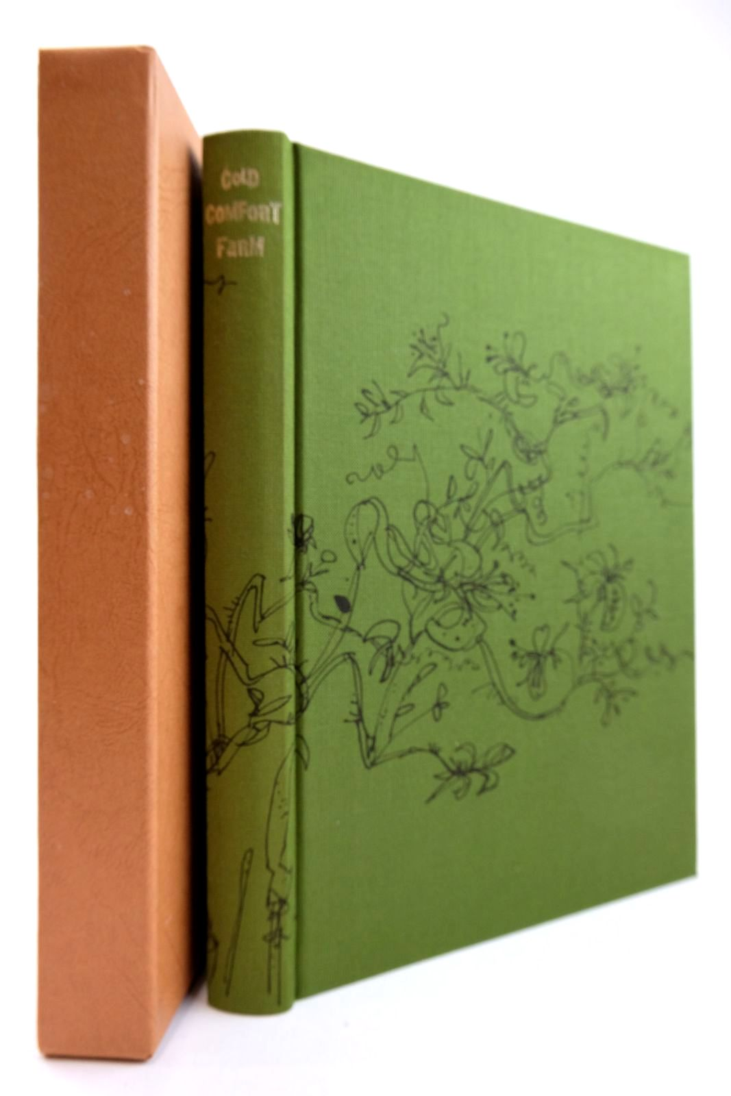 Photo of COLD COMFORT FARM written by Gibbons, Stella illustrated by Blake, Quentin published by Folio Society (STOCK CODE: 2134276)  for sale by Stella & Rose's Books