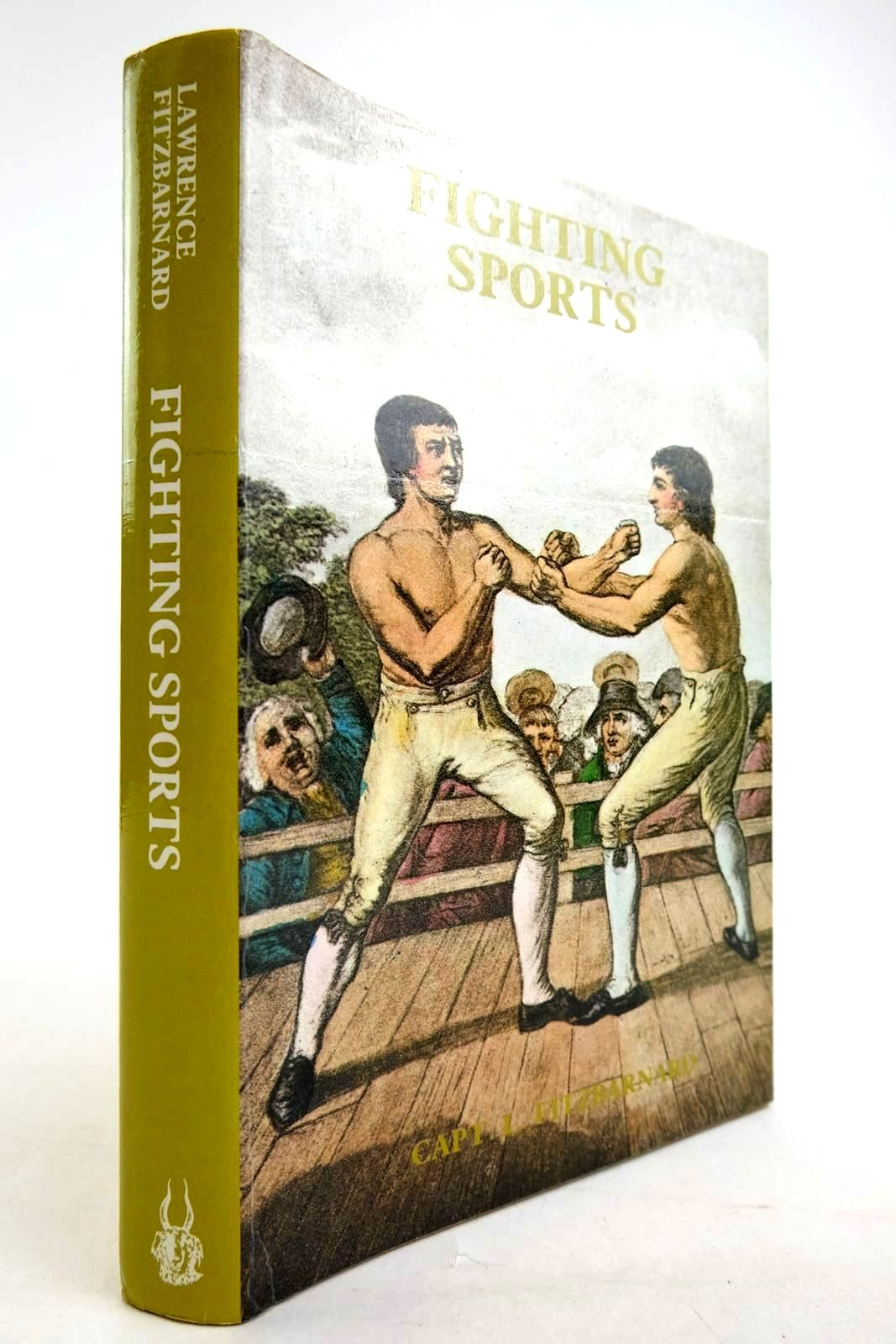 Photo of FIGHTING SPORTS written by Fitzbarnard, Capt. L. published by Triplegate (STOCK CODE: 2134293)  for sale by Stella & Rose's Books