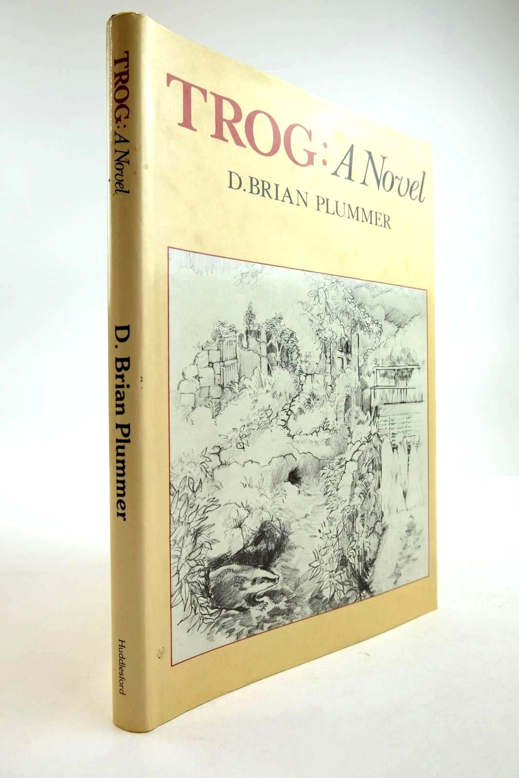 Photo of TROG A NOVEL written by Plummer, David Brian illustrated by Brough, Romey published by Huddlesford Publications (STOCK CODE: 2134299)  for sale by Stella & Rose's Books