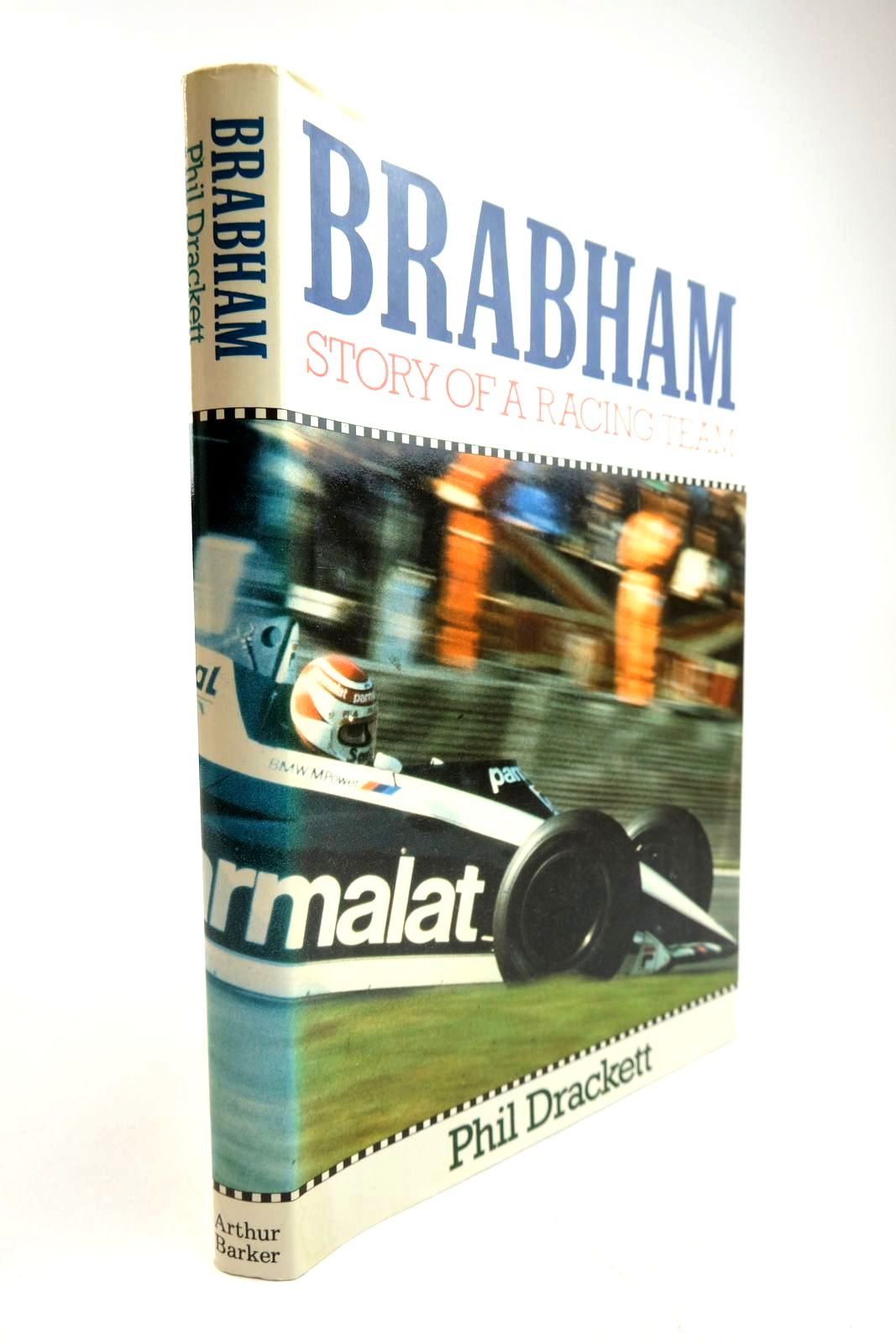 Photo of BRABHAM STORY OF A RACING TEAM- Stock Number: 2134304