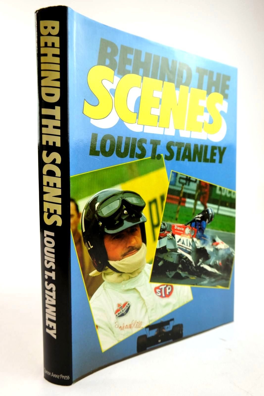 Photo of BEHIND THE SCENES written by Stanley, Louis T. published by Queen Anne Press (STOCK CODE: 2134305)  for sale by Stella & Rose's Books