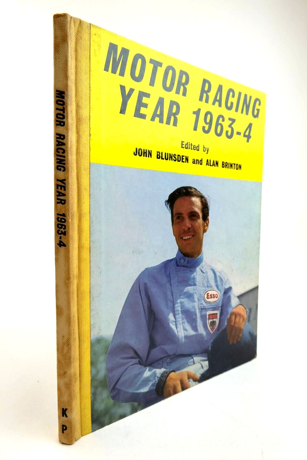 Photo of MOTOR RACING YEAR 1963-4- Stock Number: 2134306