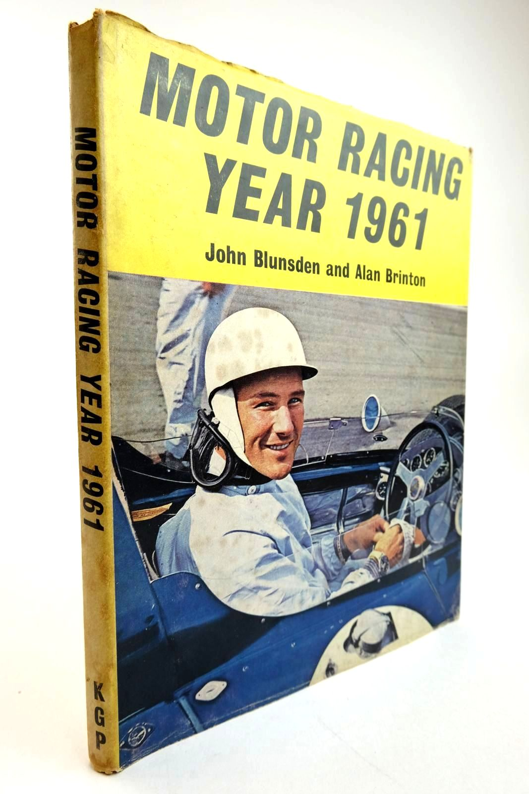 Photo of MOTOR RACING YEAR 1961 written by Blunsden, John Brinton, Alan published by Knightsbridge Publications (STOCK CODE: 2134307)  for sale by Stella & Rose's Books